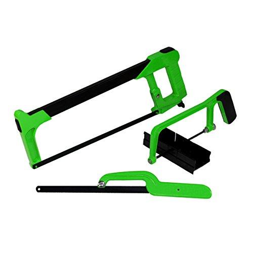 Professional Heavy Duty Hacksaw - Grip Professional Hacksaws - 4-Pc. Set, Model# 42025