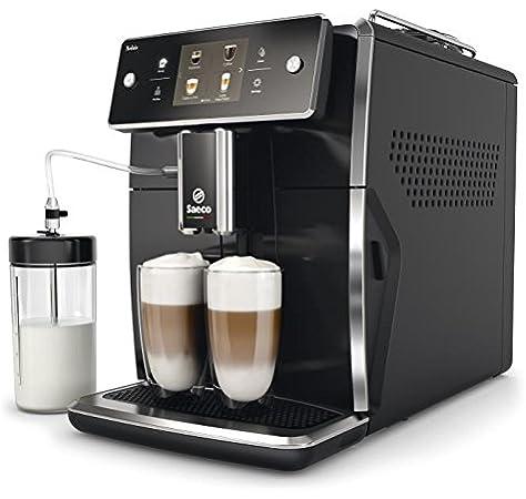 Philips Saeco Xelsis Independiente Máquina espresso Negro 1,6 L ...