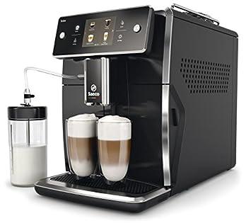 Philips Saeco Xelsis Independiente Máquina espresso Negro 1,6 L Totalmente automática - Cafetera (