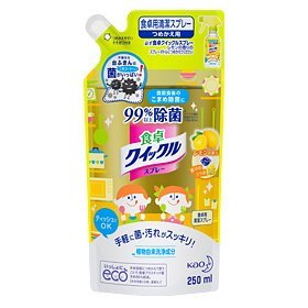 Kao dining table Quick le spray Spray for refreshing fragrance of lemon 250ML Japan