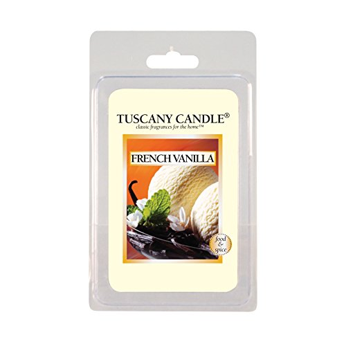 French Empire Decor - Langley Empire Candle Fragrance Bars, 2.5-Ounce, French Vanilla