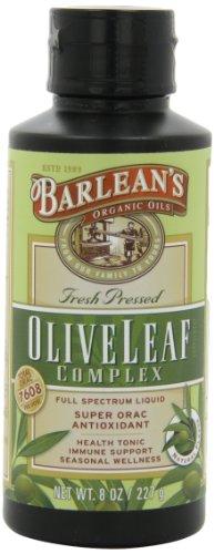 Barleans Organic Oils Complex Support