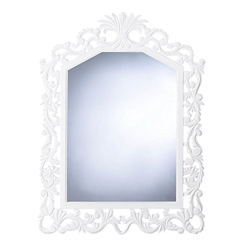 Home Locomotion Fleur-De-Lis Wall Mirror (Fleur Lis Mirror De)