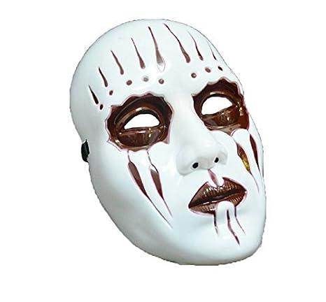 Amazon.com: PhoebeTan Halloween Horror Slipknot Joey Mask (1 pc): Clothing