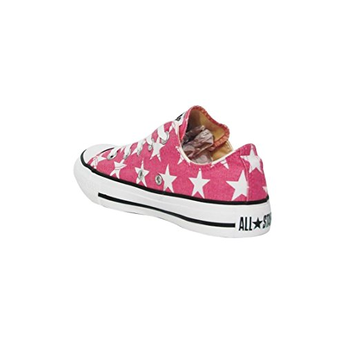 Uk 4 Chuck Rose White Star Taylor Print Shoes All Converse Carmine RznUxAvwv