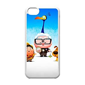 up kawaii wide iPhone 5c Cell Phone Case White 53Go-427711
