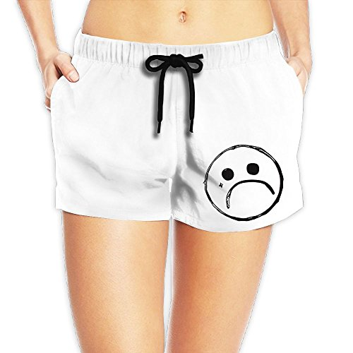 Besioo Beach Shorts Cry Women's Quick Dry Print Swim Trunks Bathing Suits Boardshort With Drawstring supplier
