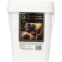 Equus Magnificus German Horse Muffins in Bucket, 7-Pound