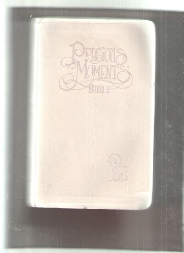 Precious Moments Bible Pink Small Hands Edition (New King James Version)