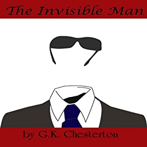 The Invisible Man Audiobook