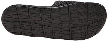 Nike Men's Benassi Solarsoft Slide Sandal, Blackanthracite, 10 D(m) Us 2