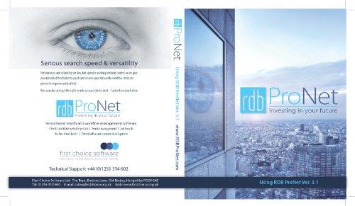 Using RDB ProNet