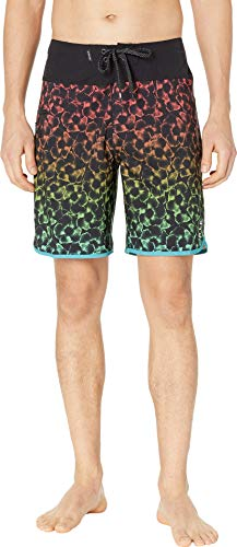- Rip Curl Men's Mirage Mason Haze Boardshorts, Black, 36