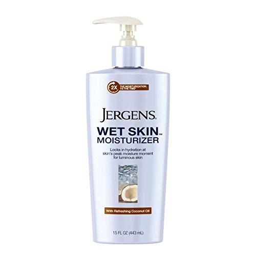 Jergens Coconut Skin Moisturizer Ounce