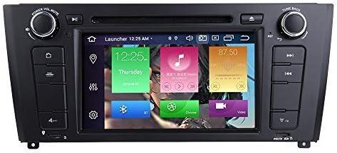 Booyes Für Bmw E81 E82 E87 E88 1er Android 10 0 Octa Elektronik