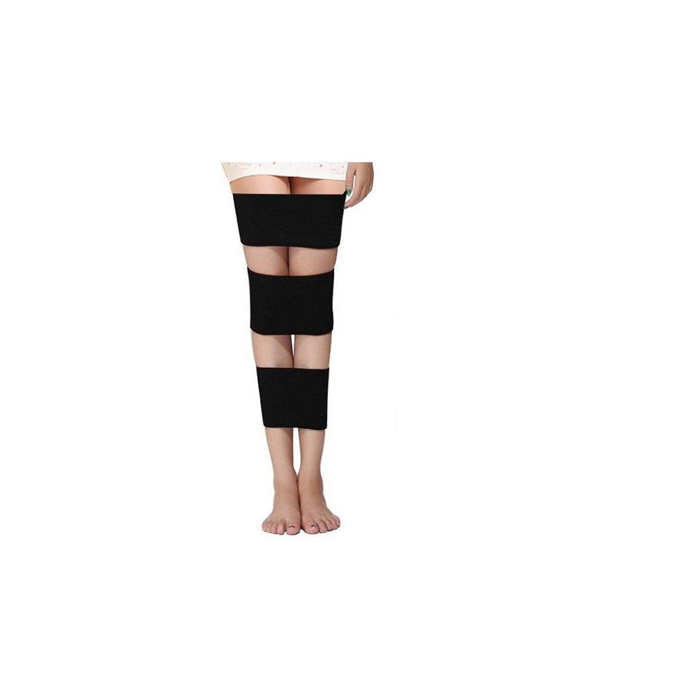 O-type Legs ROSENICE Leg Corrector Belt Correction Straightening Belt for O Legs and X Legs (Black)