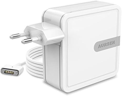 Adaptador de corriente Magsafe 2 con forma de T, Aursen 60W ...