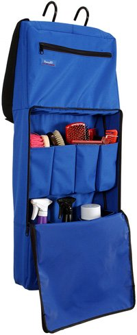 Tough-1 Portable Grooming Organizer Purple