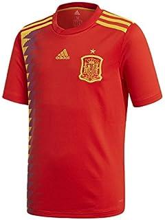 adidas Camiseta de la Selección Española de Fútbol para el Mundial 2018, Réplica Oficial,