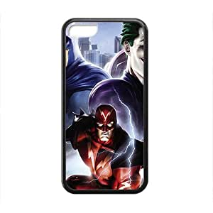 The Flash People For Iphone 5/5S Phone Case Cover Black