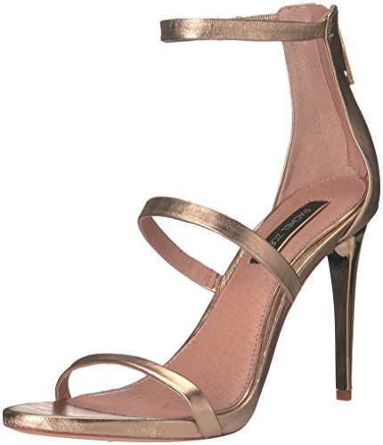 Dress Viv Women's Sandal Rachel Gold Zoe Uxvt11
