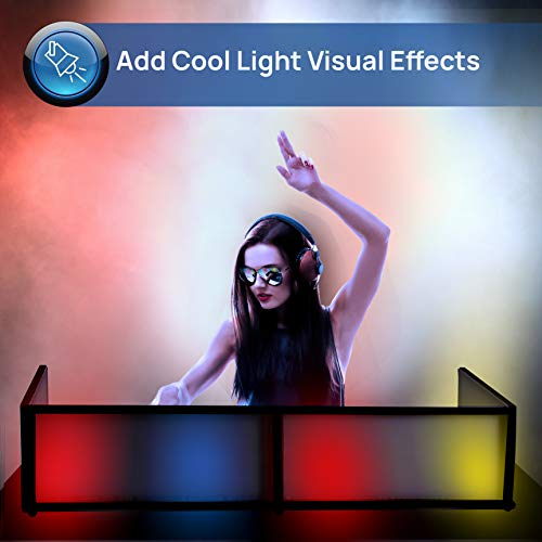 Tremendous Dj Booth Foldable Cover Screen Portable 5 6 Ft Tabletop Download Free Architecture Designs Rallybritishbridgeorg