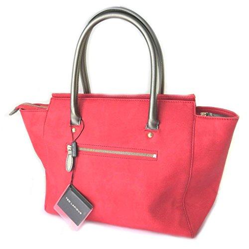 Lapidus'rojos Diseñador 'ted Vendimia 42x26 Bolsa Cm 5x12 De La 5 q7UF5tx