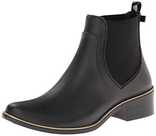 kate spade new york Women's Sedgewick Rain Shoe, Black, 6/7