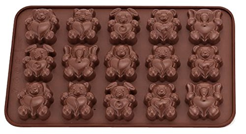 La Patisserie Chocolate Mould - Silicone - Animal