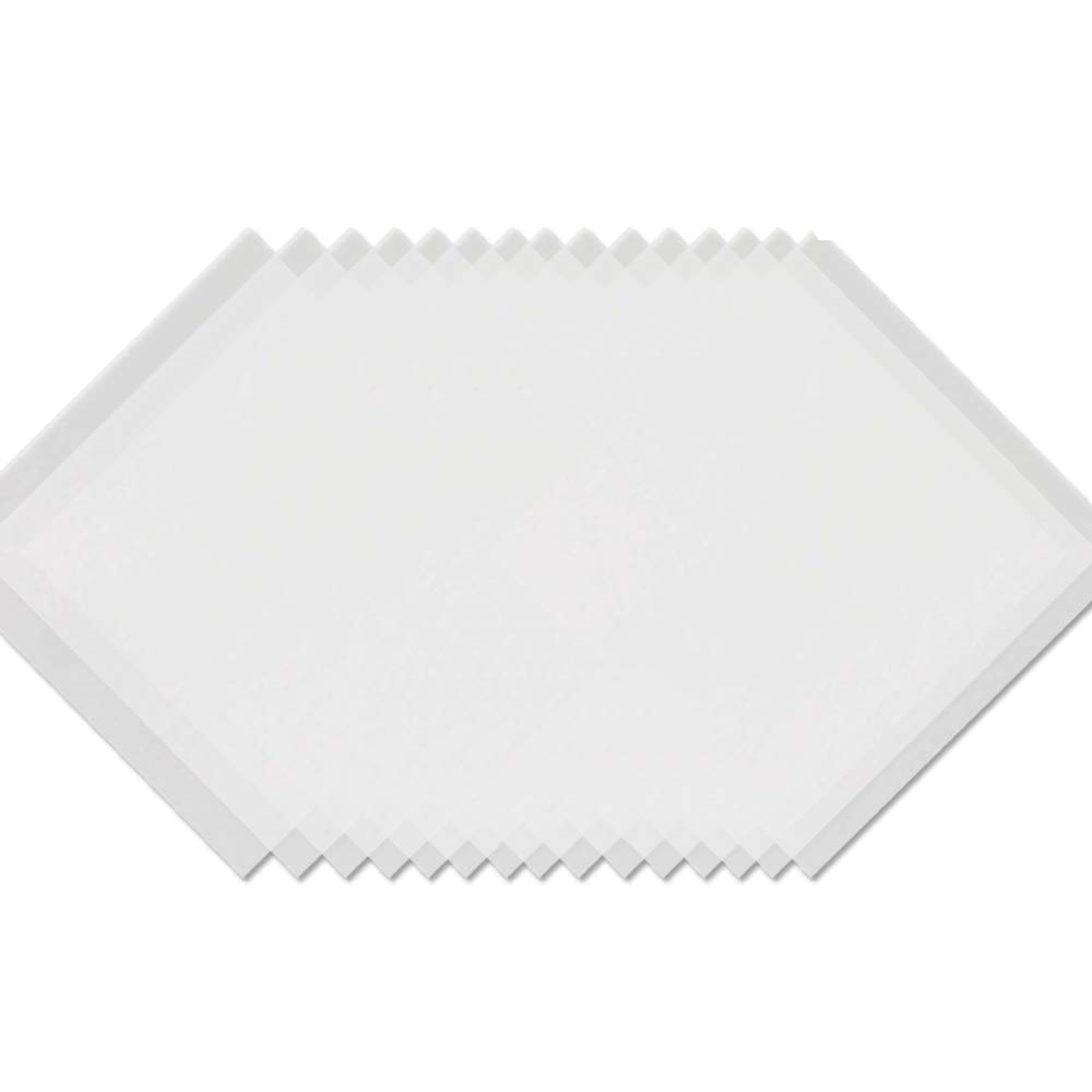 15 Pack 6 Mil 12 x 12 inch Blank Stencil Sheets- Perfect for Use with Cricut & Silhouette Machines(Mylar Material)