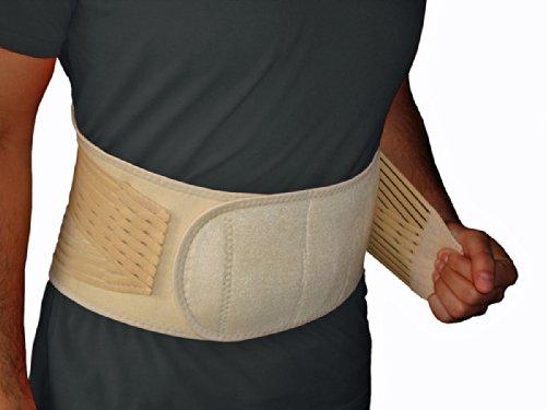 RÜCKENSCHMERZ Entlastung und Abnehmgürtel - Reduziert Rückenschmerzen und Umfang! Für alle Taillen Größen bis zu 127cm von Kind bis Erwachsene.