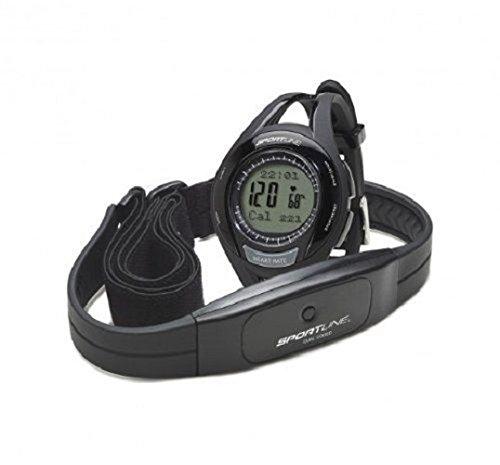 Sportline SP1412BK CARDIO 630 Hear Rate Monitor
