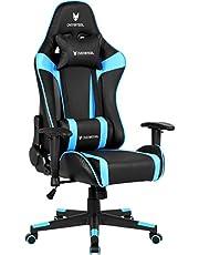 Oversteel Ultimet: professionele gaming-stoel, blauw