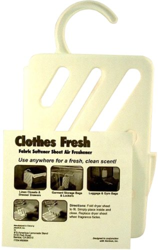 Awesome Fabric Softerner Sheet Holder Air Freshener For Fresh Smelling Clothes   Linen  Closet Air Freshener