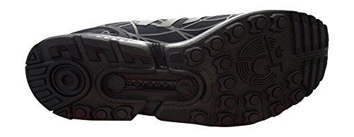 3 1 EU 9 5 AQ6778 UK 43 Noir Noir Noir US 9 Homme Baskets Flux adidas yWw7q46Z6