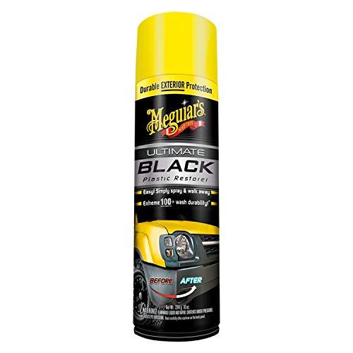 MEGUIAR'S G16910 Black Ultimate Plastic Restorer