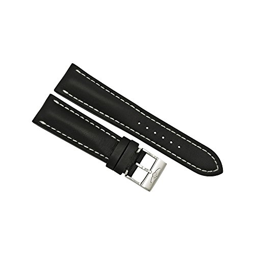 breitling-black-crocodile-leather-24mm-20mm-strap-with-stainless-steel-buckle