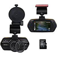 AUBBC A4 2.7LCD Full HD 1080P Car Vehicle HD Dash Cam DVR Camera Recorder WDR Night Vision with G-Sensor,Loop Recording,Support 16GB Micro SD Card