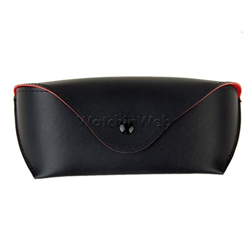 AMAZZANG-Envelope PU Leather Glasses Sunglasses Spectacles Case Storage Pouch - Tory Hut Sunglass Burch