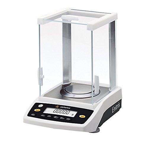 Sartorius Entris 224-1S Analytical Balance 220g x 0.1mg, External Calibration