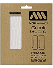 All Mountain Style AMS Crank Guard specially designed to protect crank arms of mountain and road bikes from scratches and rubbing