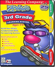 Zoombinis 3rd Grade Learning System