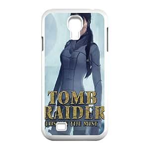 Personlised Printed Tomb Raider Lara Phone Case For Samsung Galaxy S4 I9500 ZE5C02773