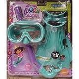 Dora the Explorer 3 Piece Swim Gear Swim Set