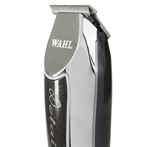 Wahl Professional Detailer #8290 – Powerful Rotary Motor – Equipped with T-Blade For Lining and Artwork