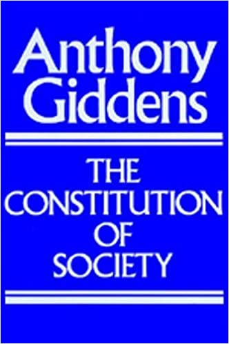 Amazon the constitution of society outline of the theory of the constitution of society outline of the theory of structuration reprint edition fandeluxe Gallery