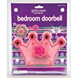 Toysmith Room Doorbell, Princess
