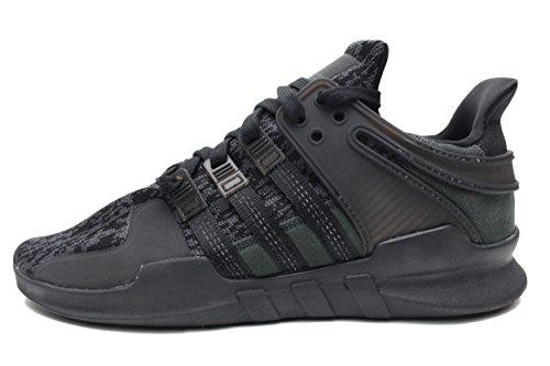 adidas Männer EQT Unterstützung ADV Fashion Sneaker Kernschwarz