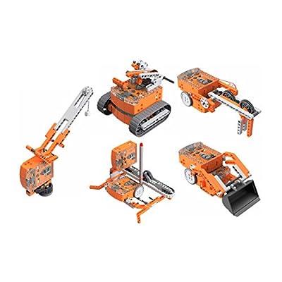 Edison–Ed Create Expansion Robot Kit V2.0(0651307997526): Toys & Games