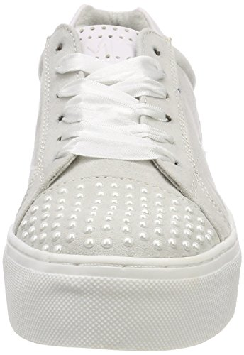 Tozzi Womens Sneakers Synthetic Grey Marco Combo Light 23739 SqHwqCZx